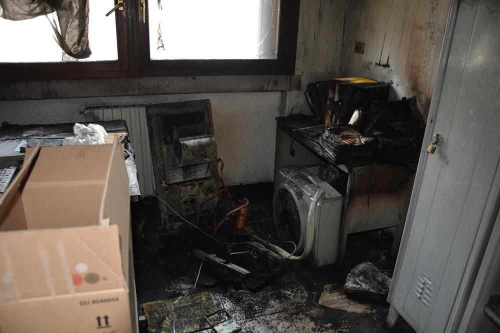 risanamento danni da incendio