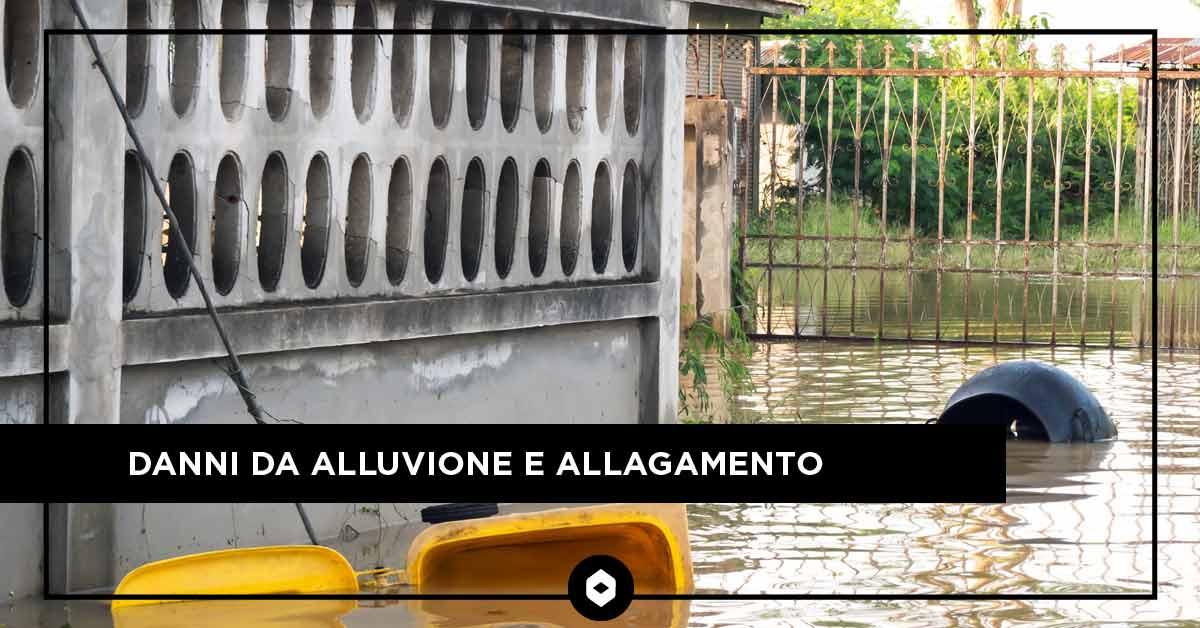 danni da alluvione brendolan emergency