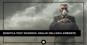 Analisi dell'aria ambiente