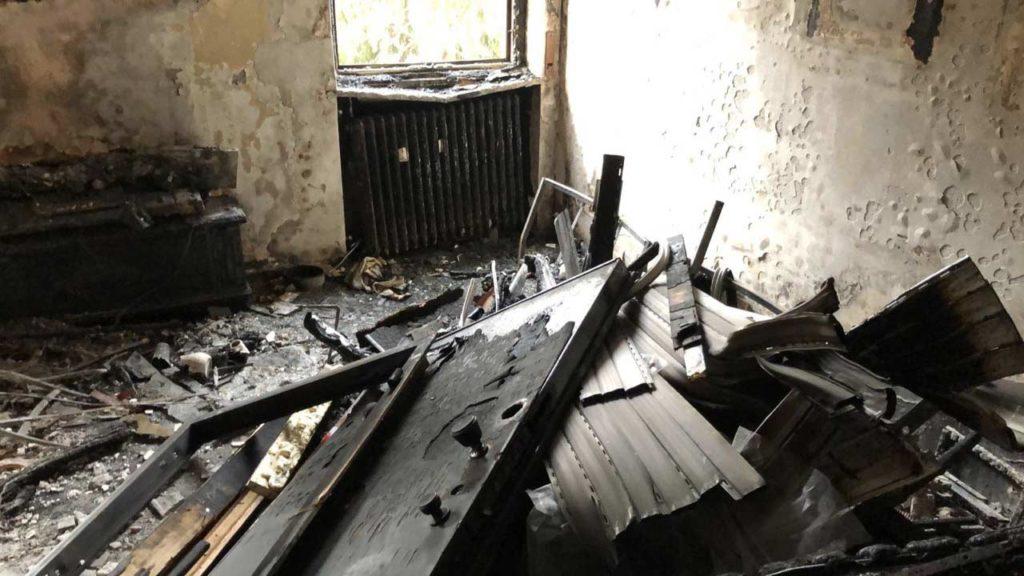 Brendolan case study incendio comdominio | Brendolan Emergency